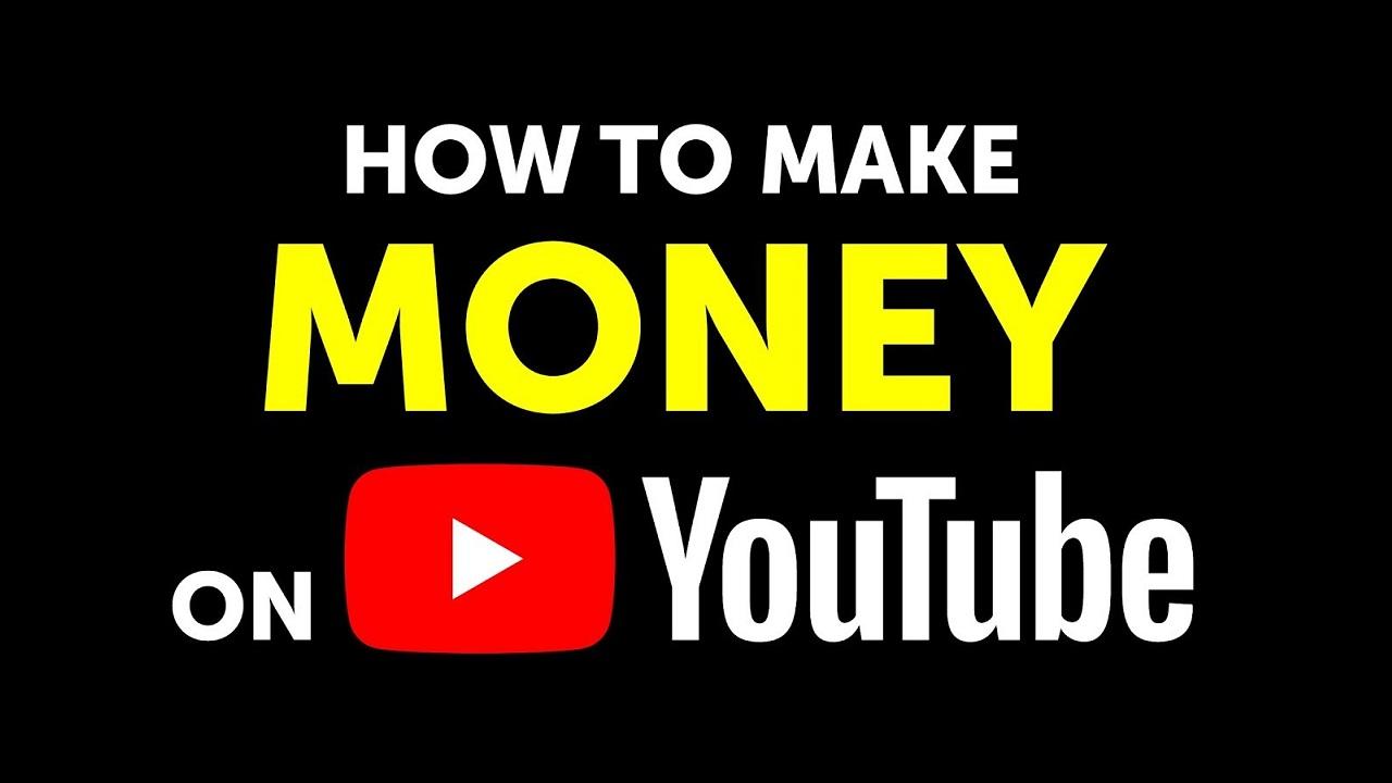 earn money youtube